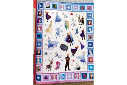 Frozen 2 1001 Stickers 9781789055498 Inside photos (4)
