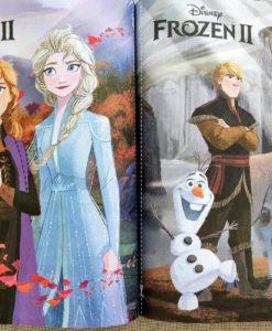 Frozen 2 1001 Stickers 9781789055498 Inside photos (7)