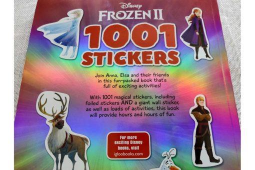 Frozen 2 1001 Stickers 9781789055498 Inside photos (9)
