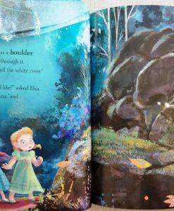 Frozen 2 Anna Elsa and the Secret River 9781838526160 inside photos (3)