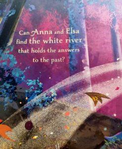 Frozen 2 Anna Elsa and the Secret River 9781838526160 inside photos (5)