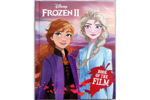 Frozen 2 Book of the Film 9781789055542 inside photos (1)