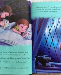 Frozen 2 Book of the Film 9781789055542 inside photos (2)