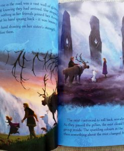 Frozen 2 Book of the Film 9781789055542 inside photos (3)