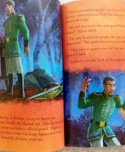 Frozen 2 Book of the Film 9781789055542 inside photos (4)