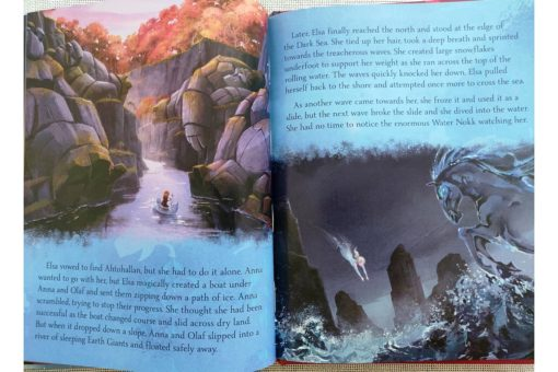 Frozen 2 Book of the Film 9781789055542 inside photos (5)