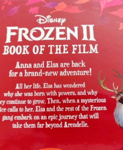 Frozen 2 Book of the Film 9781789055542 inside photos (7)