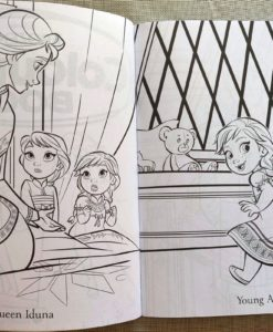 Frozen 2 Colouring Book 9781789055528 inside photos (2)