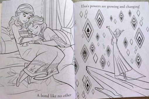Frozen 2 Colouring Book 9781789055528 inside photos (3)