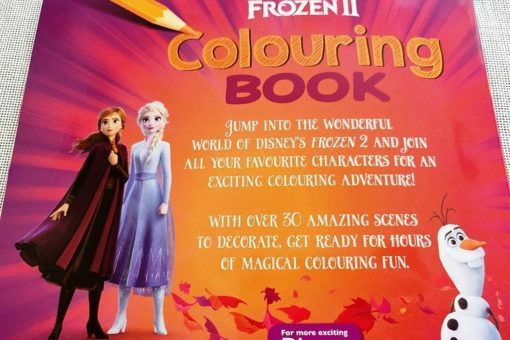Frozen 2 Colouring Book 9781789055528 inside photos (5)