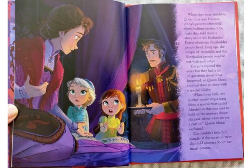 Frozen 2 Magical Story 9781789055474 inside photos (2)