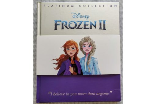 Frozen 2 Platinum Collection 9781789051636 more pics (1)