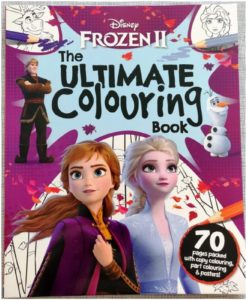 Frozen 2 The Ultimate Colouring Book 9781789055511 inside photos (1)