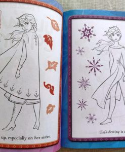 Frozen 2 The Ultimate Colouring Book 9781789055511 inside photos (2)