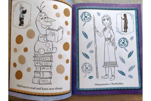 Frozen 2 The Ultimate Colouring Book 9781789055511 inside photos (3)