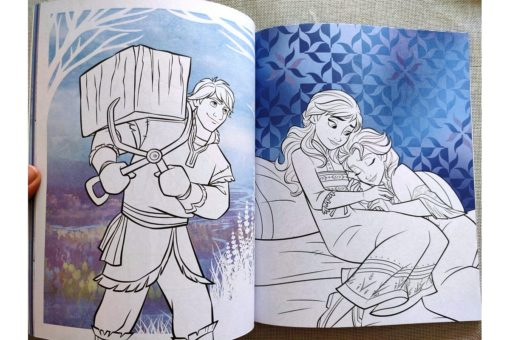 Frozen 2 The Ultimate Colouring Book 9781789055511 inside photos (4)