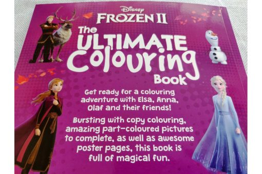 Frozen 2 The Ultimate Colouring Book 9781789055511 inside photos (6)