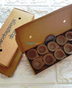 Organic Diwali Diyas without ghee – Pack of 30 (2)
