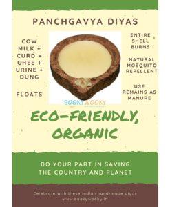 Panchgavya diyas poster