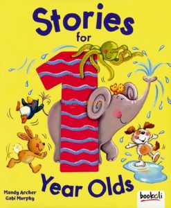 Bookoli Stories for 1 year olds 9781787720558