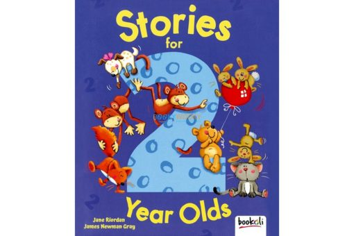 Bookoli Stories for 2 year olds 9781787720565