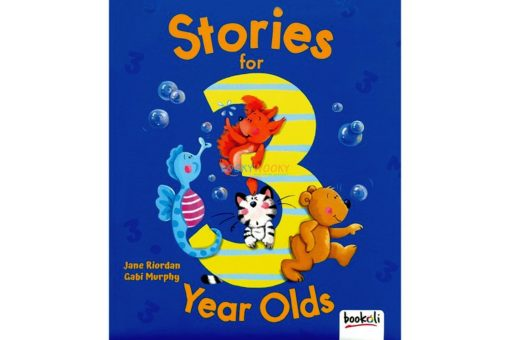 Bookoli Stories for 3 year olds 9781787720572