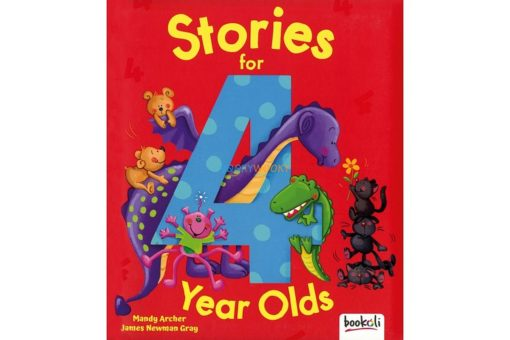 Bookoli Stories for 4 year olds 9781787720824