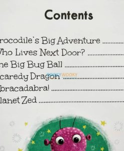 Bookoli Stories for 4 year olds 9781787720824 index