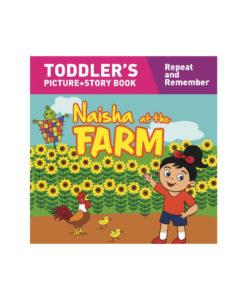 Naisha at the Farm 9788184995435
