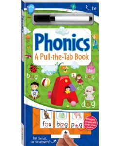 Phonics a Pull the tab book 9781488940910