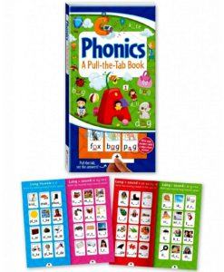 Phonics a pull the tab book 9781488935725