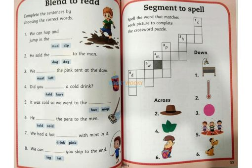 Stage 1 Phonics Kit by Hinkler 9781488934704 inside10