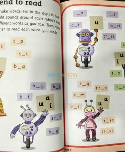 Stage 1 Phonics Kit by Hinkler 9781488934704 inside6