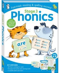 Stage 3 Phonics Kit by Hinkler 9781488934643