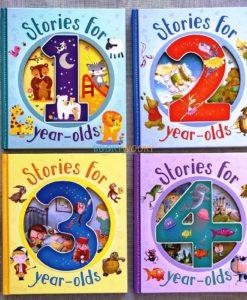 Stories by Age Bonney Press 4 titles