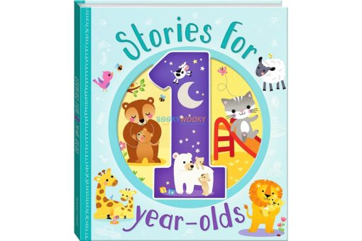 Stories for 1 year olds Bonney Press 9781488914522
