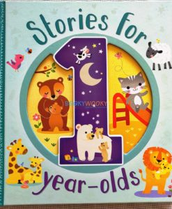 Stories for 1 year olds Bonney Press 9781488936074 cover