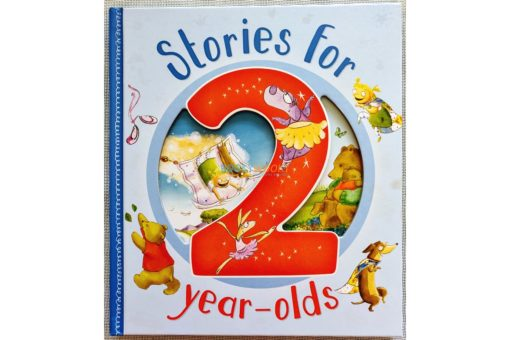 Stories for 2 year olds Bonney Press 9781488936029 cover