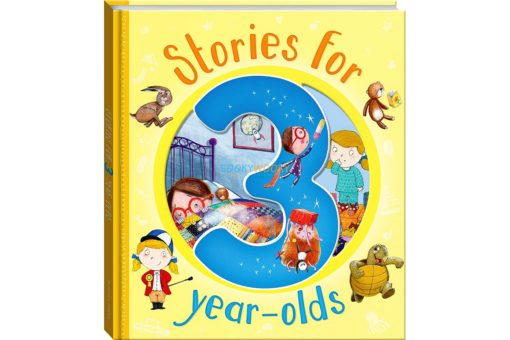 Stories for 3 year olds Bonney Press 9781488914461