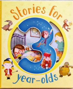 Stories for 3 year olds Bonney Press 9781488936012 cover