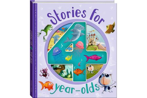 Stories for 4 year olds Bonney Press 9781488914416