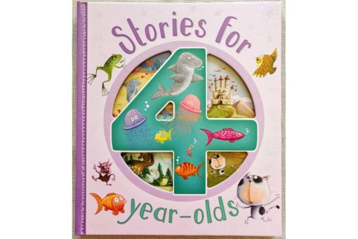 Stories for 4 year olds Bonney Press 9781488935961 cover