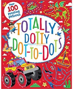 Totally Dotty Dot to Dots Red 9781474820288
