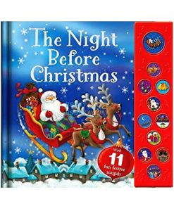 The Night Before Christmas Sound Book 9781785577710