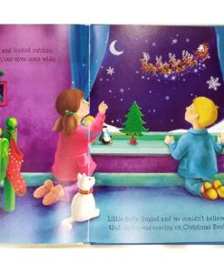 The Night Before Christmas Sound Book 9781785577710 - inside3