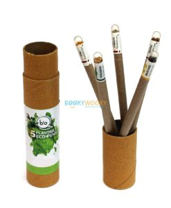 Eco-friendly Seed Pens (Box of 5 ball pens)