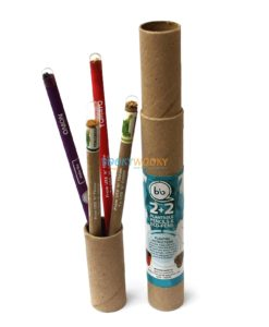 Eco-friendly Seed Pens and Seed Pencils (2+2) (2)