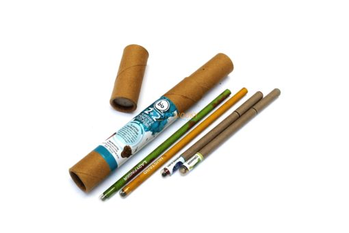Eco-friendly Seed Pens and Seed Pencils (2+2) main