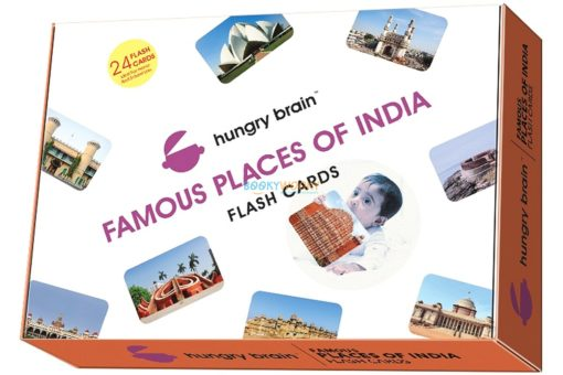 Famous Places Of India Flashcards cover
