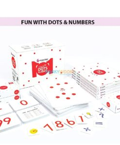 Funs with Dots & number 3 months to 7 yrs main by Hungry Brain